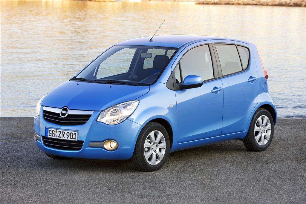 Ремонт Opel AGILA в Минске