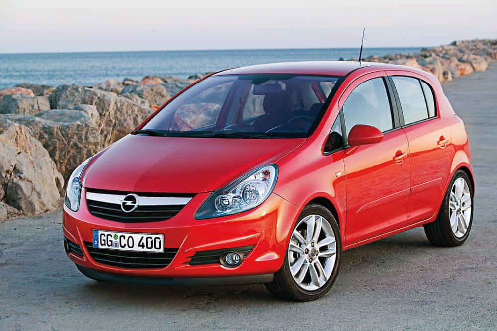 Ремонт Opel CORSA в Минске