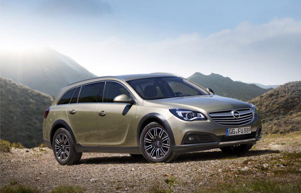 Ремонт Opel INSIGNIA COUNTRY TOURER в Минске