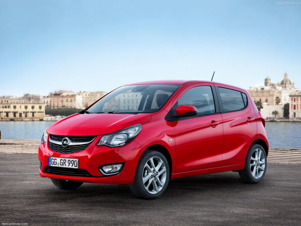 Ремонт Opel KARL в Минске