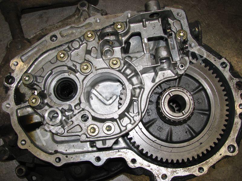 Ремонт механической коробки передач Peugeot