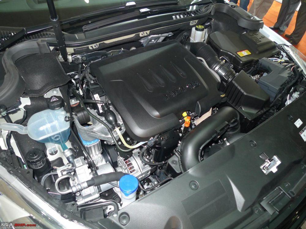Ремонт бензиновых двигателей Peugeot