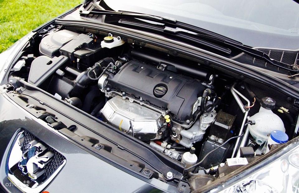 Ремонт двигателя Peugeot