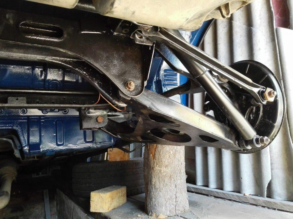 Ремонт задней подвески Peugeot