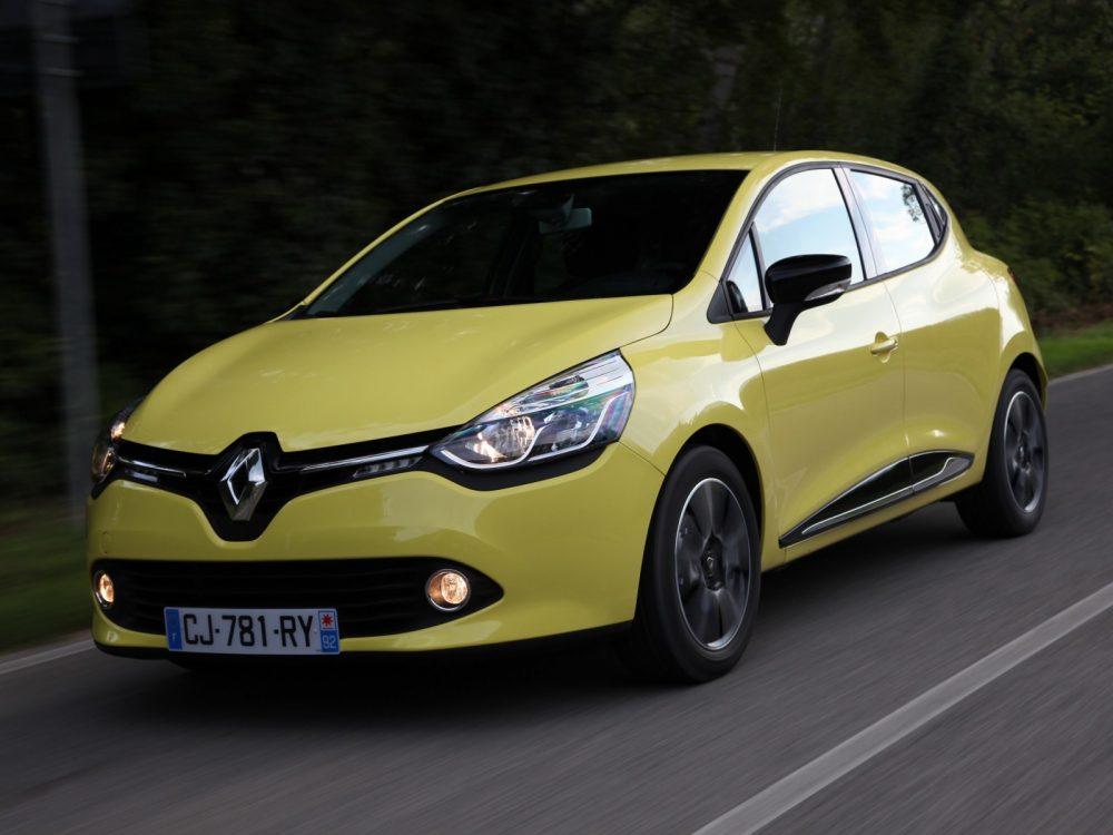 Ремонт Renault CLIO в Минске