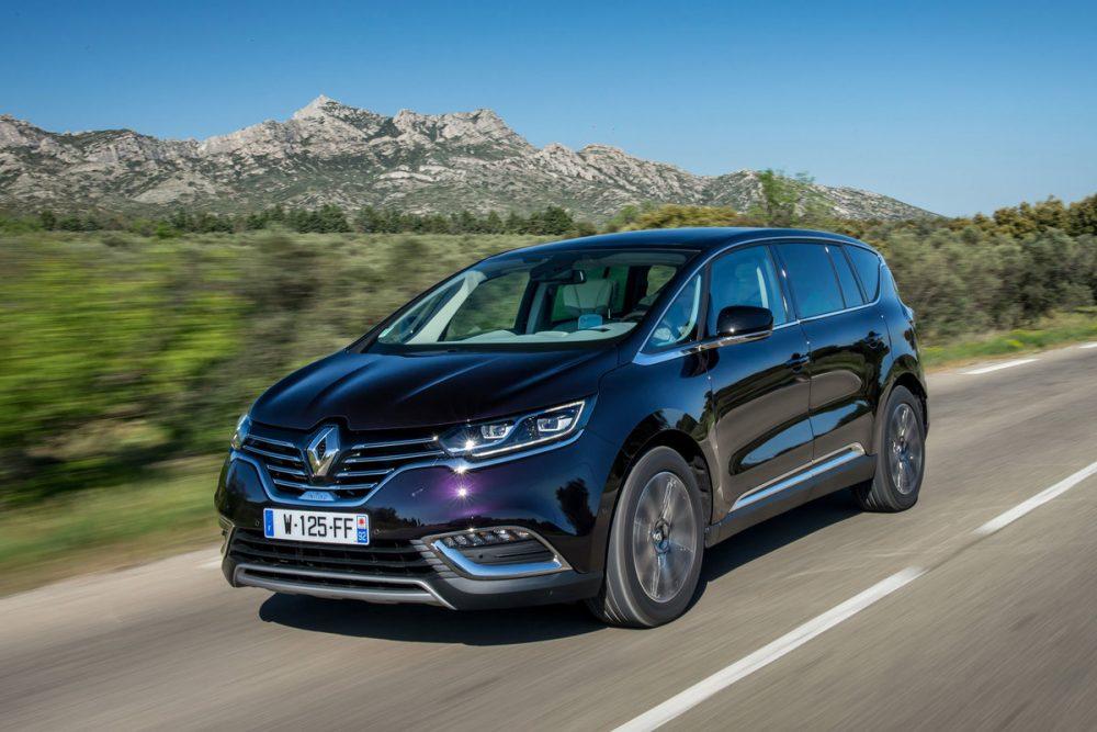 Ремонт Renault ESPACE в Минске