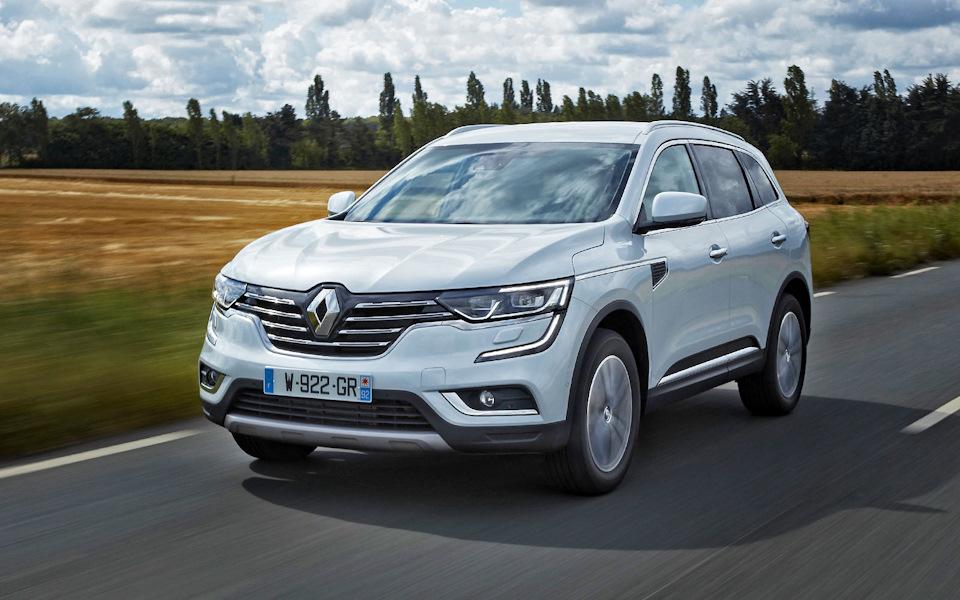 Ремонт Renault KOLEOS в Минске