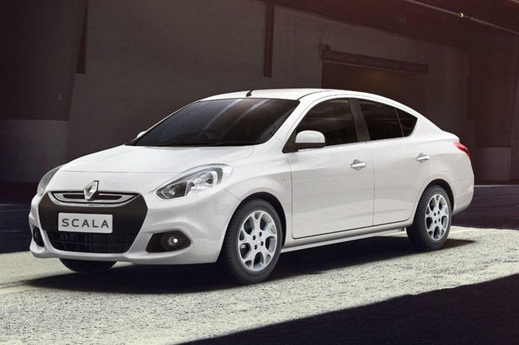 Ремонт Renault SCALA в Минске