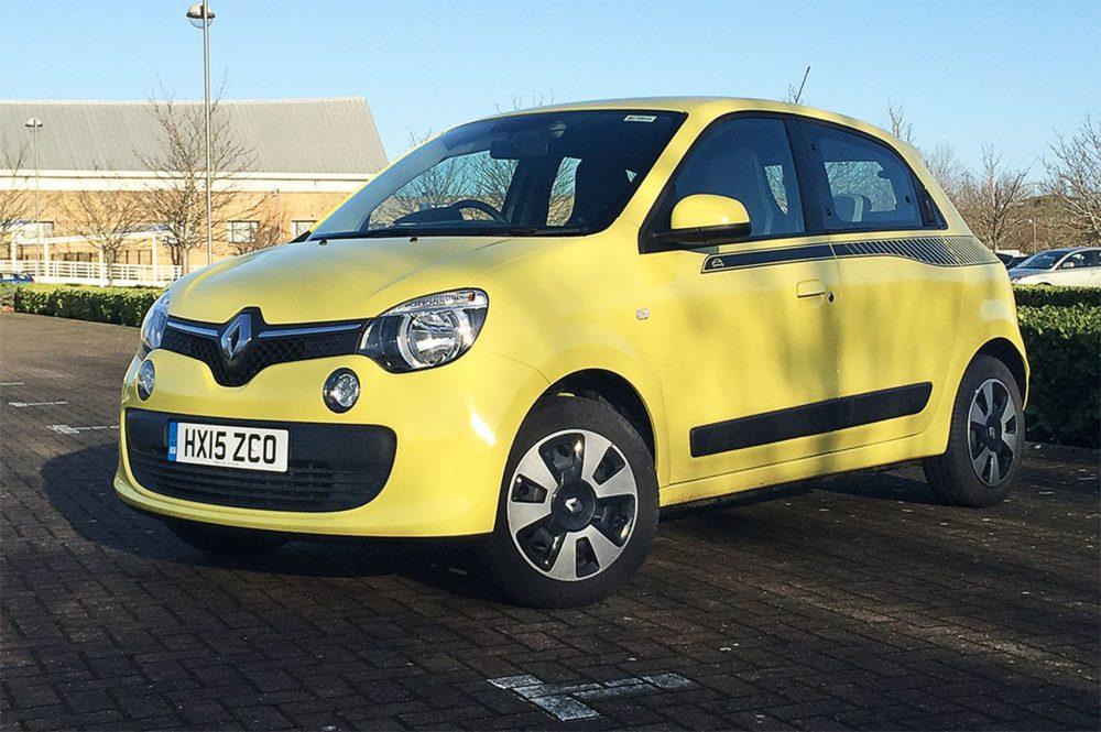 Ремонт Renault TWINGO в Минске