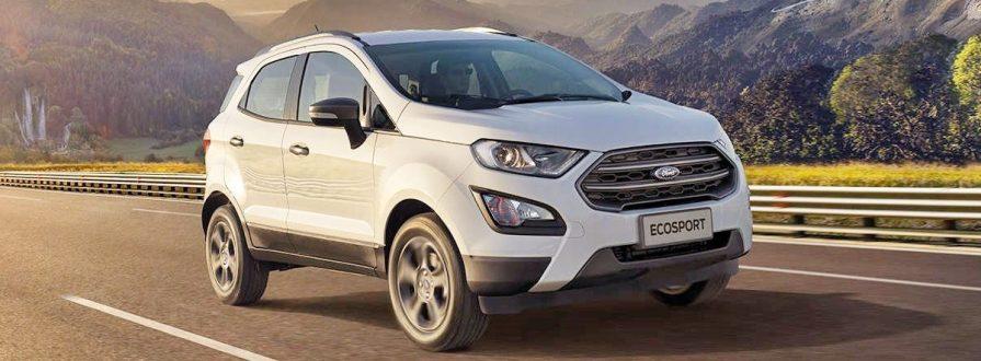 Ремонт Ford ECOSPORT