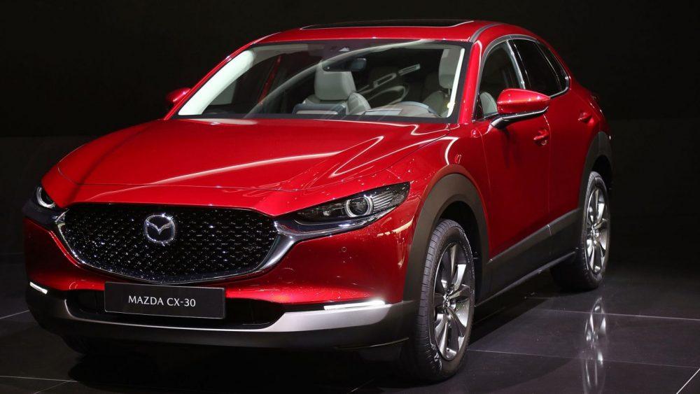 Ремонт Mazda CX-30 в Минске