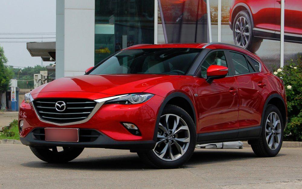 Ремонт Mazda CX-4 в Минске