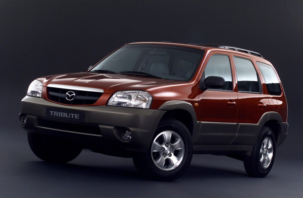 Ремонт Mazda TRIBUTE в Минске