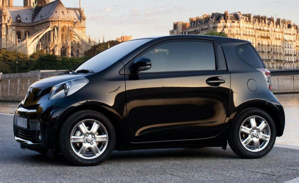 Ремонт Toyota IQ в Минске