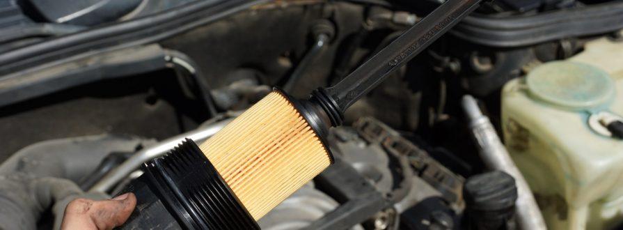 Замена масла и фильтров бензинового двигателя Пежо