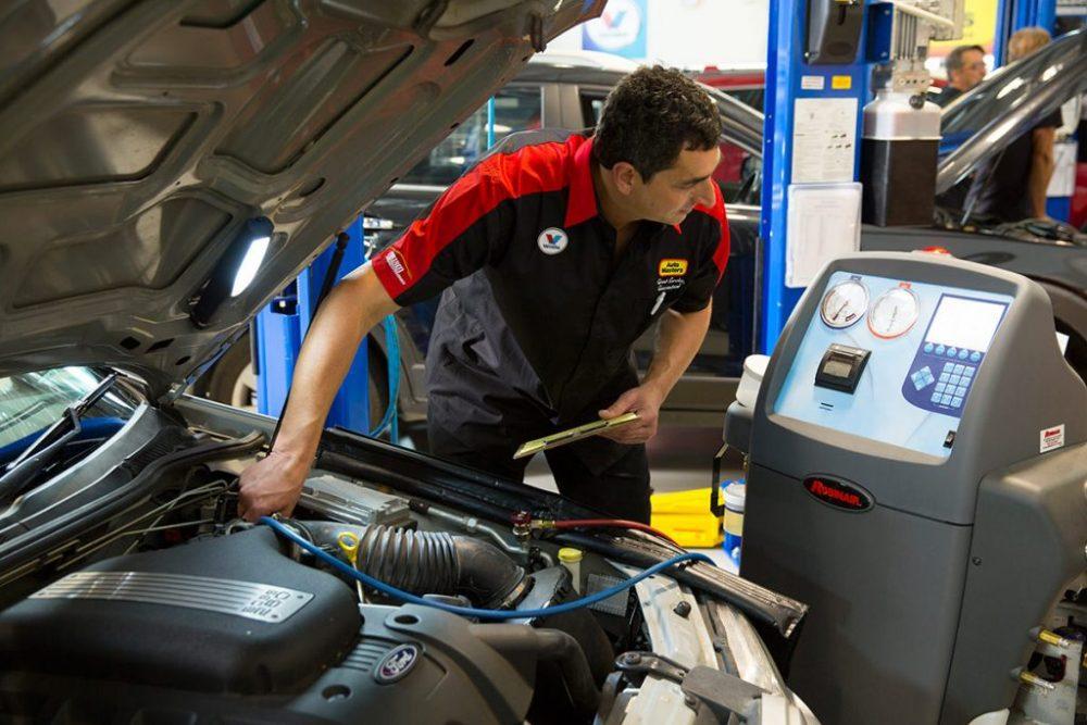 Диагностика бензиновых двигателей Ford в Минске