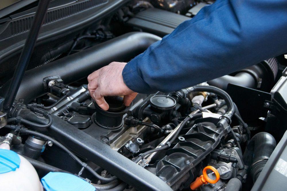 Диагностика дизельных двигателей Ford в Минске