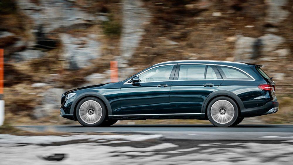 Ремонт Mercedes E-CLASS ALL-TERRAIN в Минске