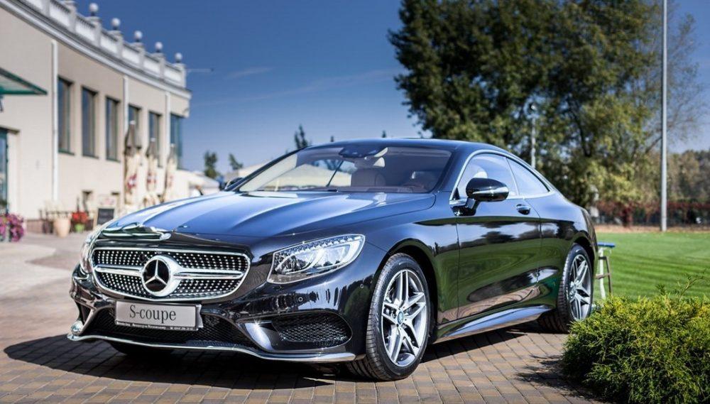 Ремонт Mercedes S-CLASS COUPE в Минске
