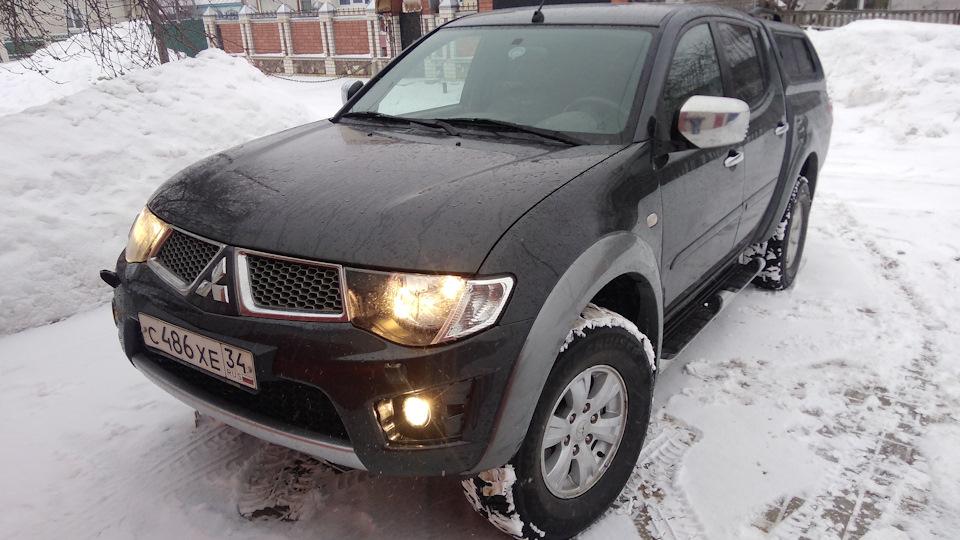 Ремонт Mitsubishi L200 в Минске