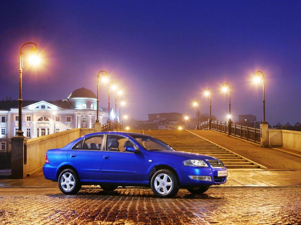 Ремонт Nissan ALMERA CLASSIC в Минске
