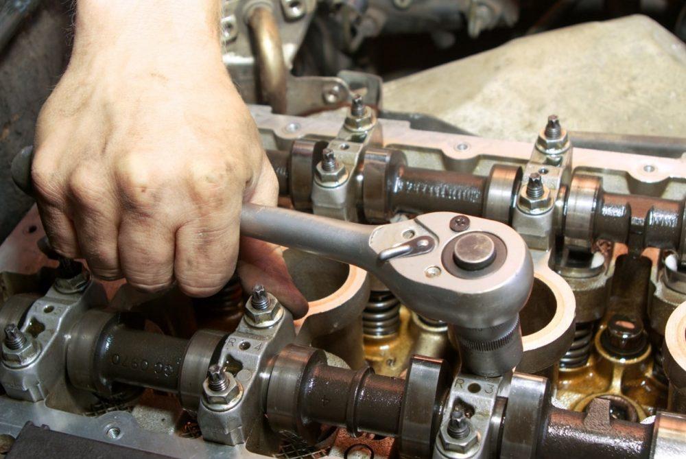 Ремонт двигателя Toyota в Минске