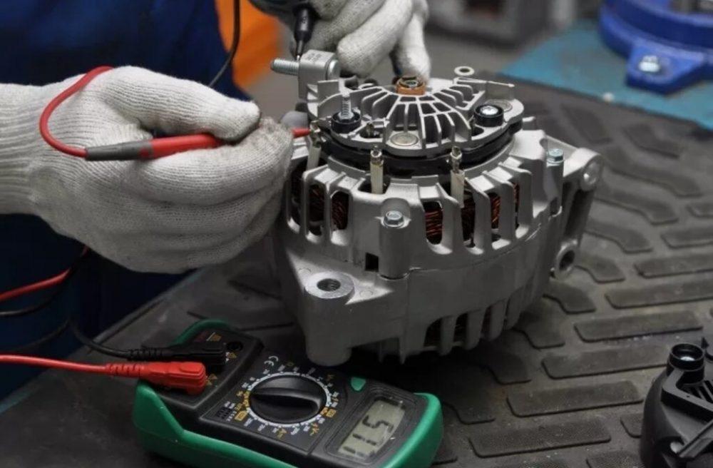 Ремонт генератора Ford в Минске