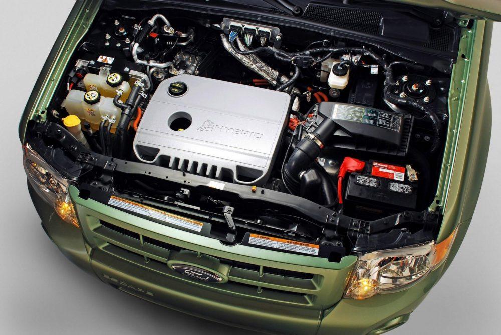Ремонт гибридных двигателей Ford в Минске
