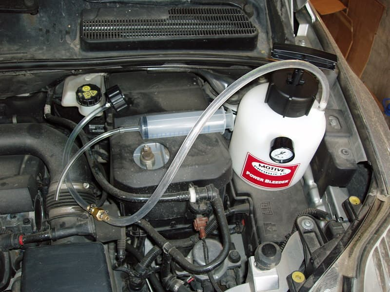Замена тормозной жидкости Ford в Минске