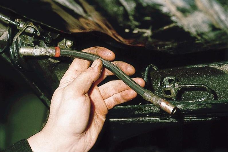 Замена тормозных шлангов Ford в Минске
