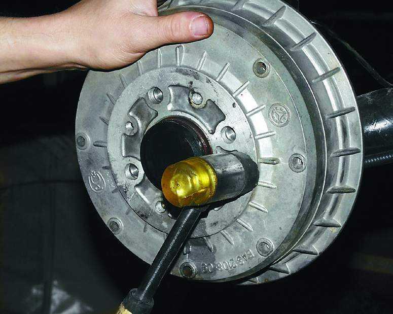Замена тормозных барабанов Ford в Минске