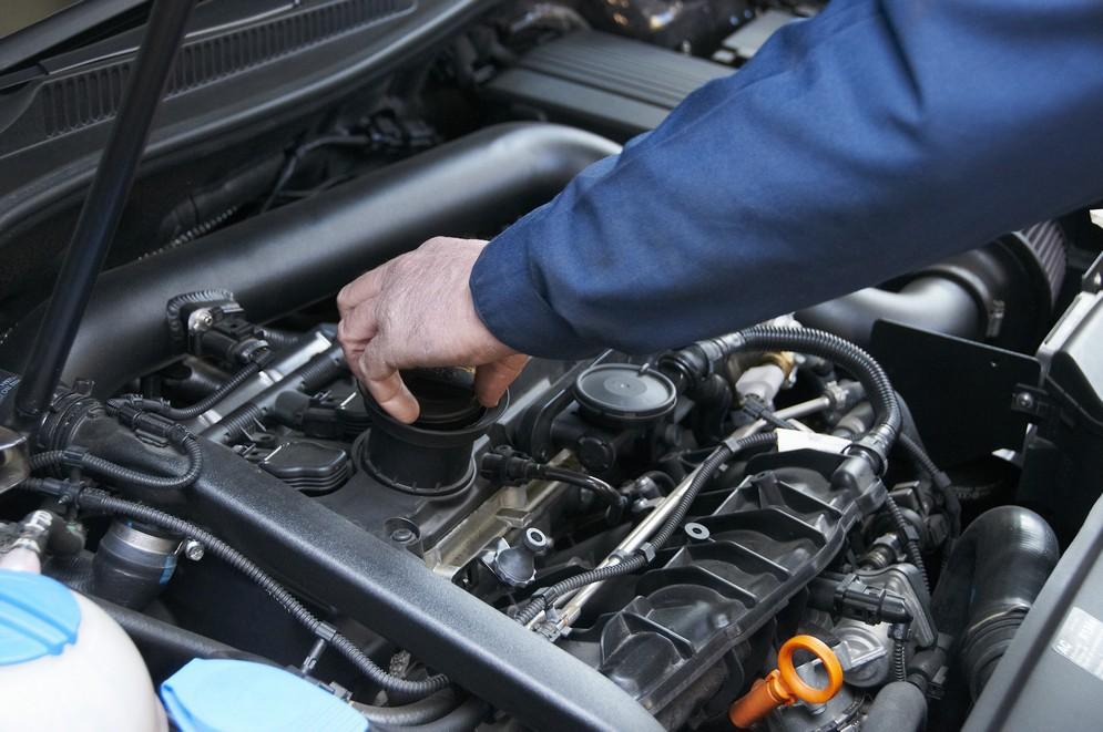 Диагностика бензиновых двигателей Audi в Минске