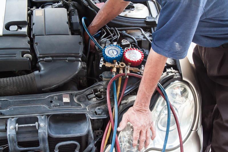 Диагностика системы охлаждения Renault в Минске