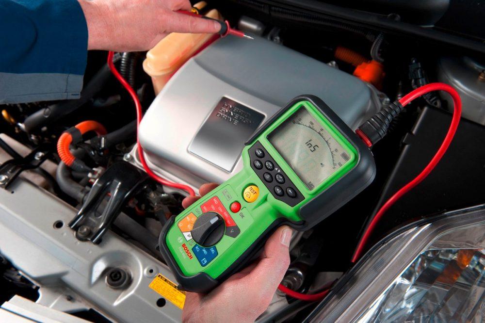 Диагностика электрооборудования Toyota в Минске