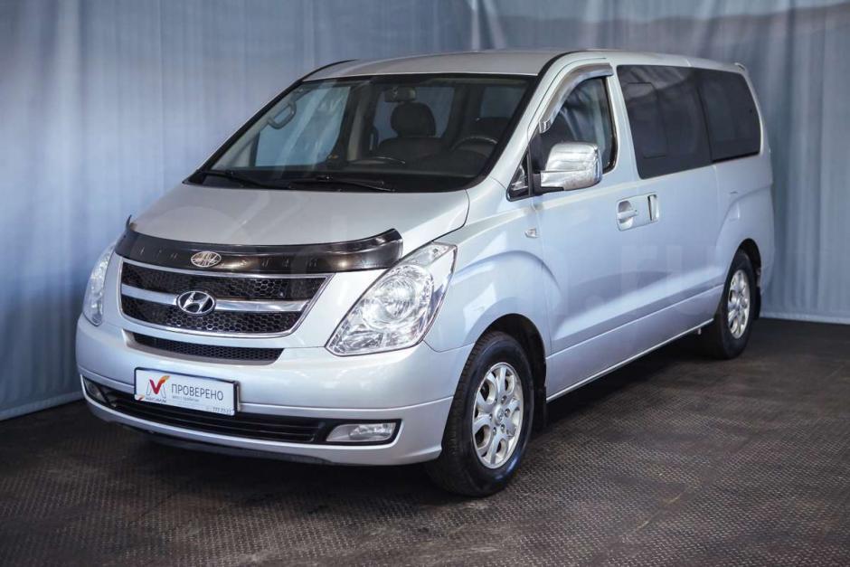 Ремонт Hyundai H-1 в Минске