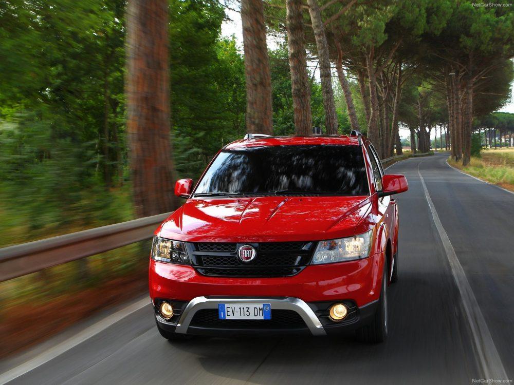 Ремонт Fiat FREEMONT CROSS в Минске