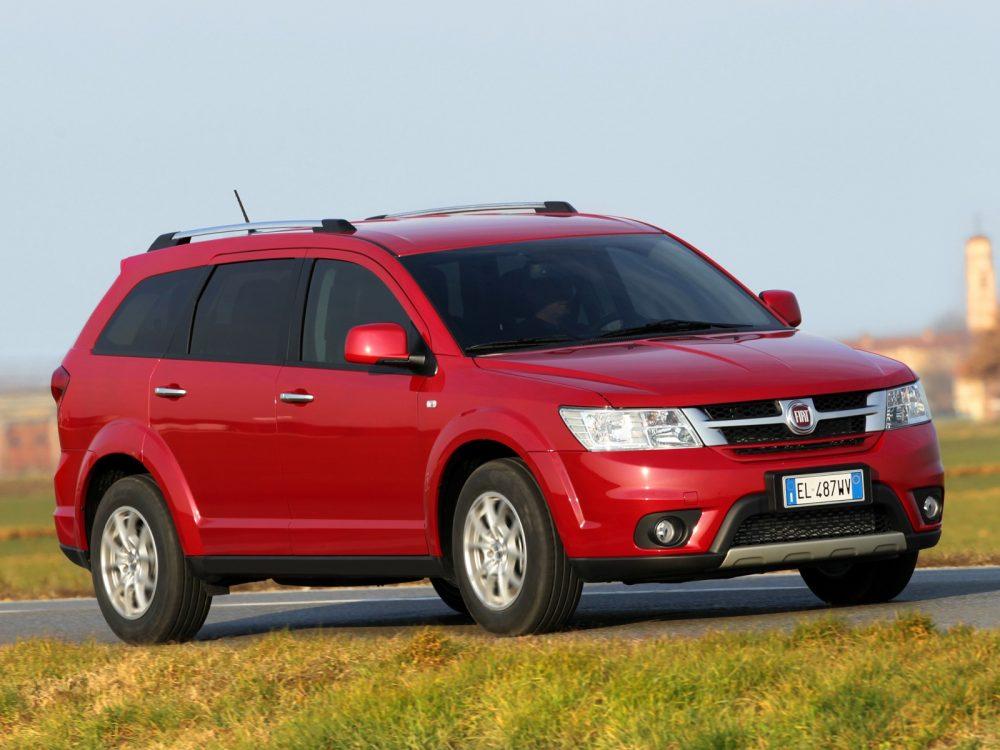 Ремонт Fiat FREEMONT в Минске