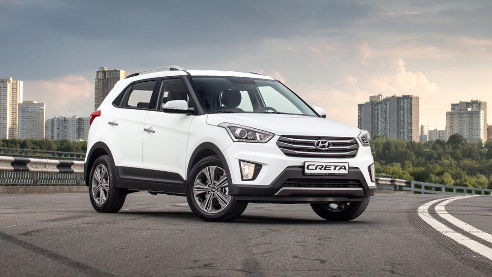 Ремонт Hyundai CRETA в Минске