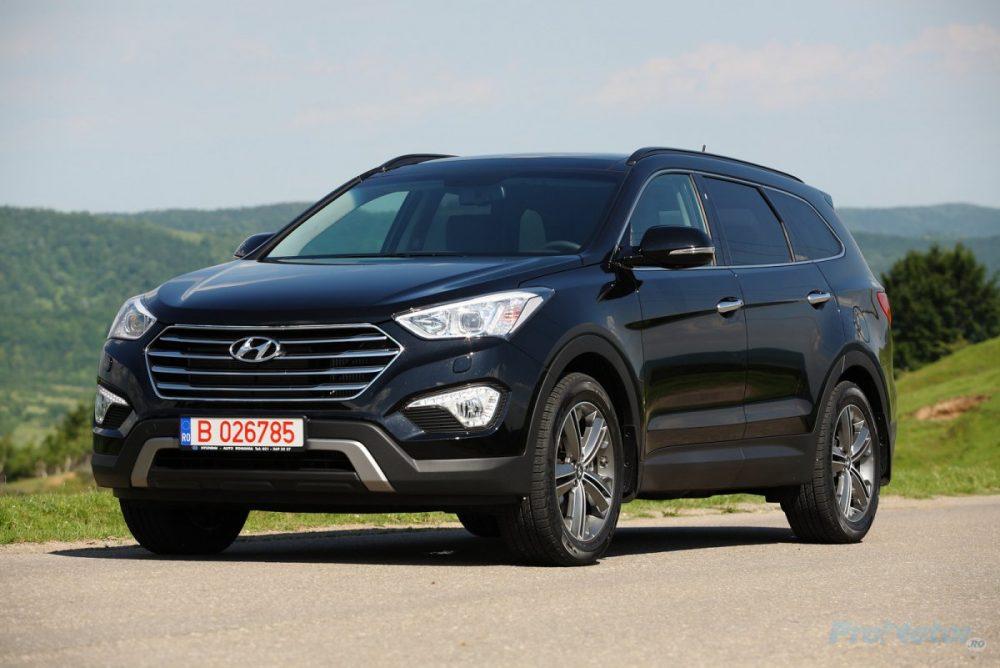 Ремонт Hyundai GRAND SANTA FE в Минске