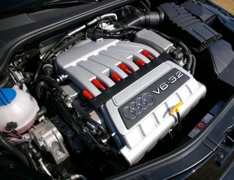 Ремонт двигателя Audi в Минске
