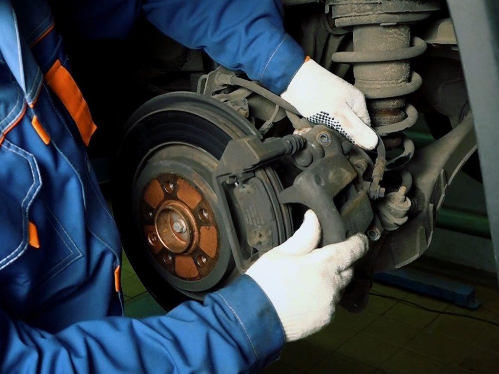 Ремонт тормозной системы Toyota в Минске