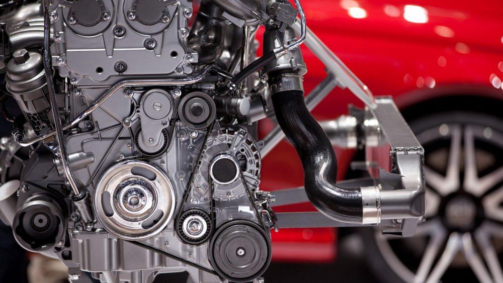 Ремонт электронной части двигателя Audi в Минске