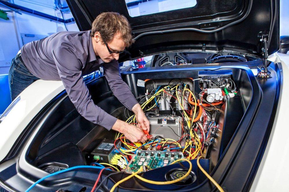 Ремонт электрооборудования Mazda в Минске