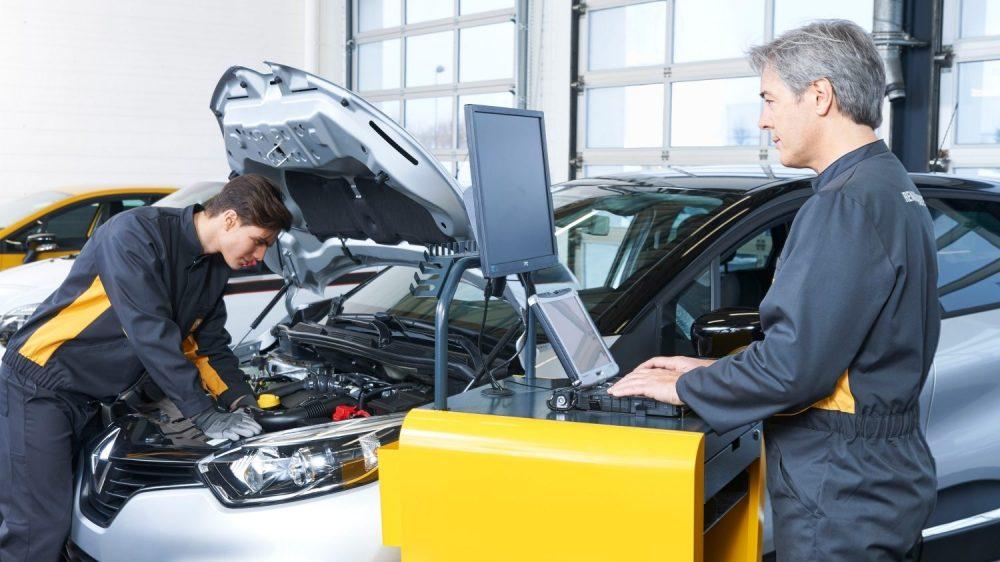 Техническое обслуживание (ТО) Renault в Минске
