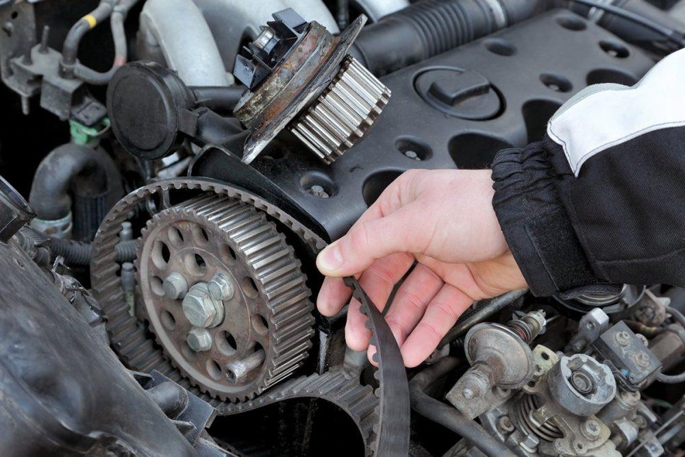 Замена ГРМ Toyota в Минске