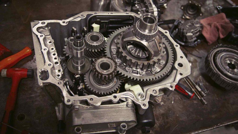 Замена КПП Mazda в Минске