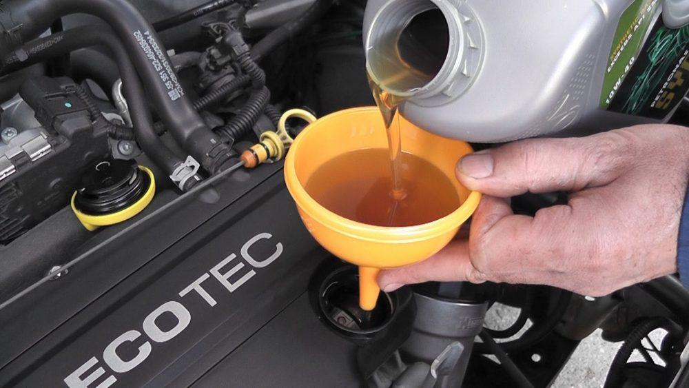 Замена масла дизельного двигателя Mazda в Минске