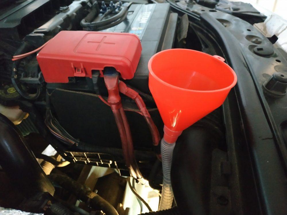 Замена масла в МКПП Toyota в Минске