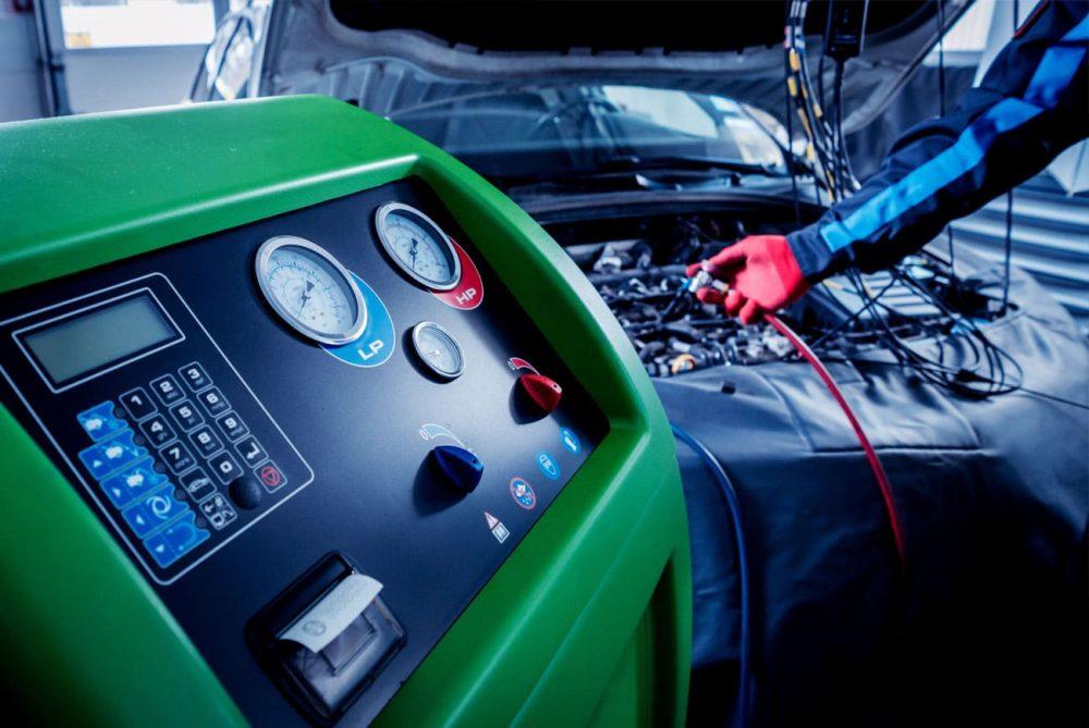 Заправка кондиционеров Mazda в Минске