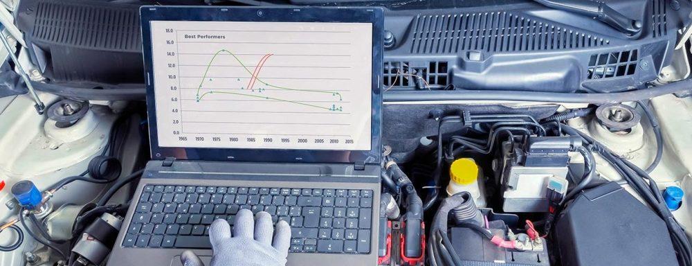 Компьютерная диагностика систем автомобиля Opel в Минске